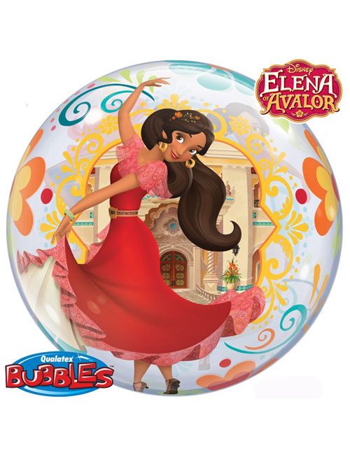 Elena of Avalor Bubble