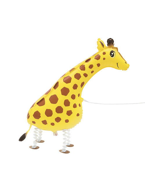 Walking Pet Giraffe Balloon