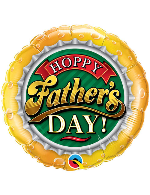 18 inch Hoppy Fathers Day Balloon