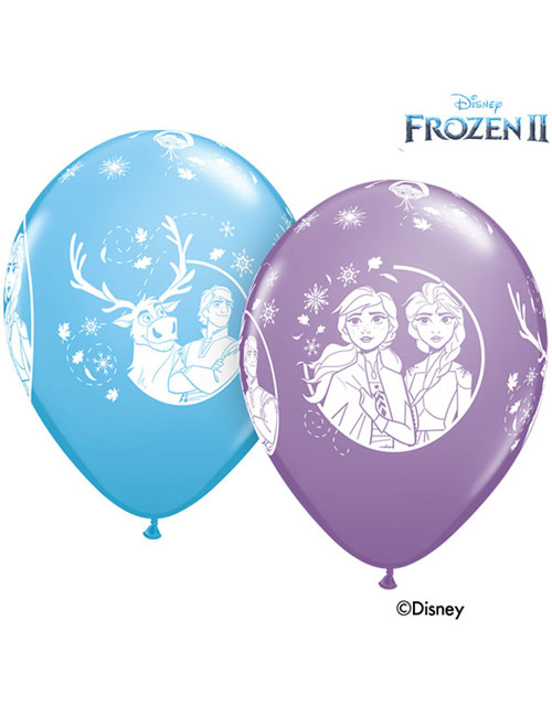 Frozen 2 Latex