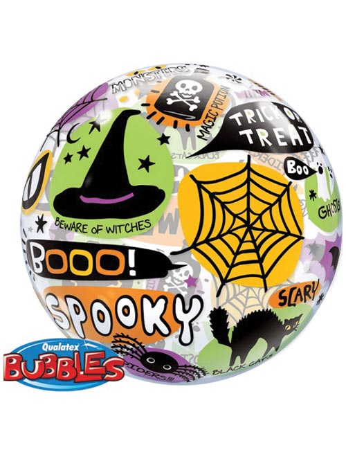 22 inch Halloween Bubble