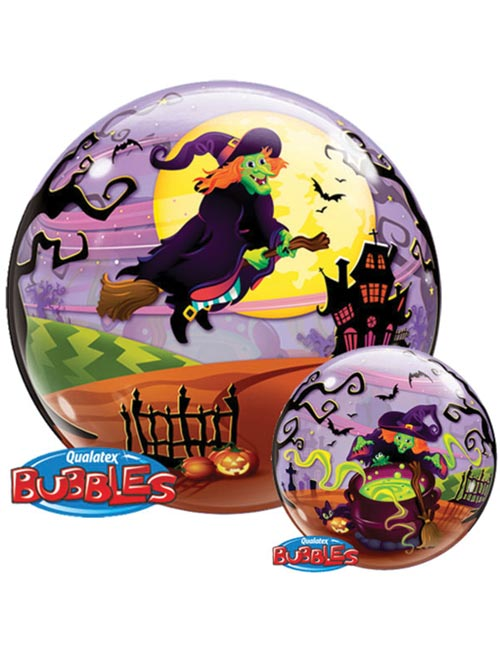 22 inch Witches Bubble