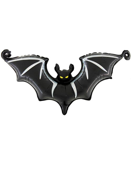 25 inch Air Filled Scary Bat Linky