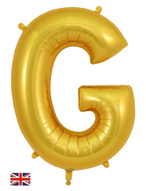 Gold Letter G
