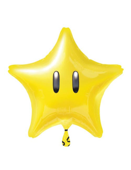 Ninendo Star Balloon