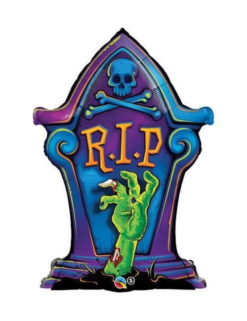 RIP Gravestone Shape