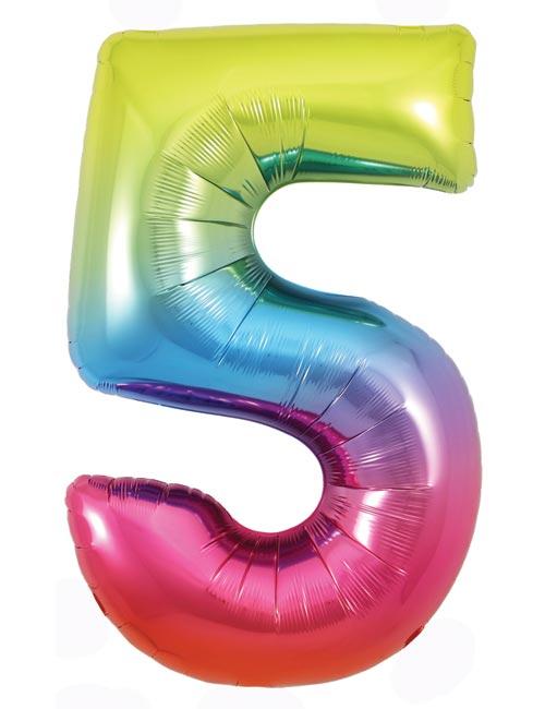 Rainbow Number 5