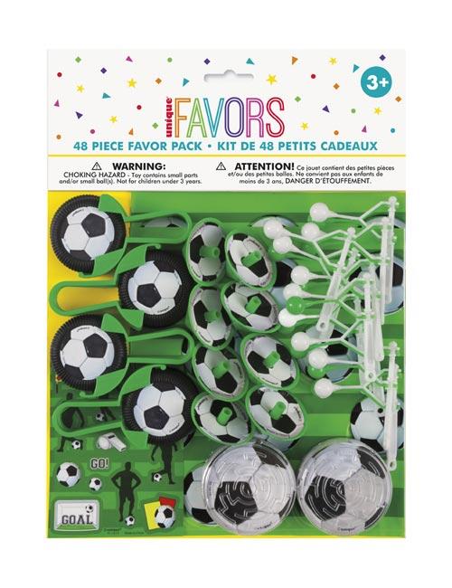 Soccer Favors