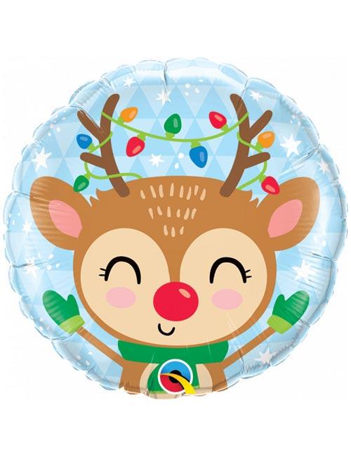 18 inch Reindeer Balloon