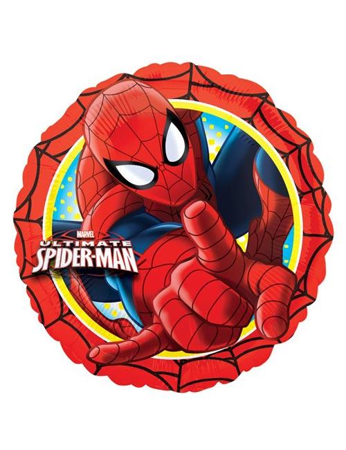 18 inch Spiderman Foil Balloon