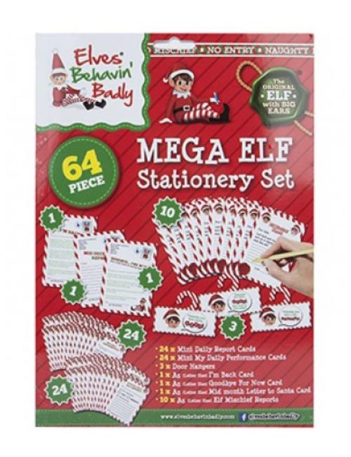 ELF STATIONARY SET