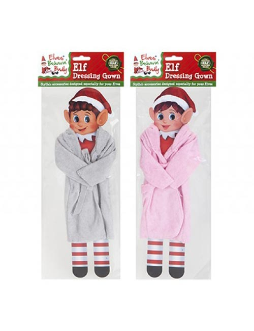 Elf Deessing Gown
