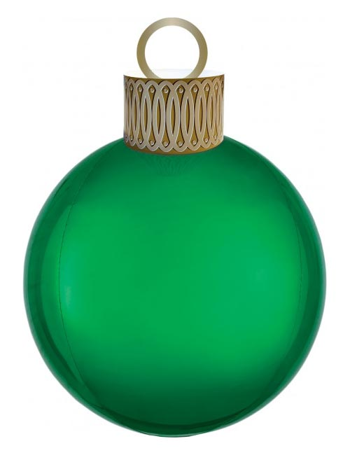 Green Orbz Bauble