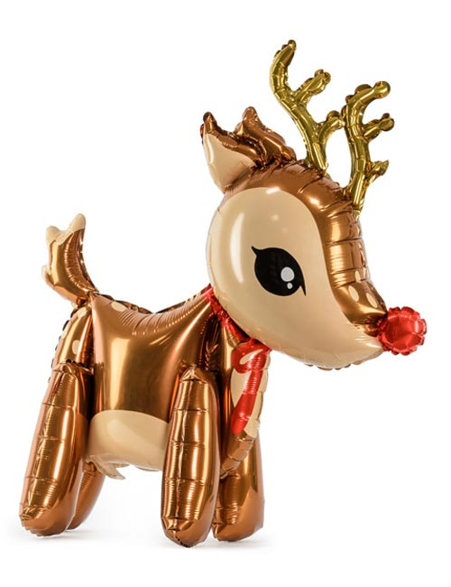 Reindeer Airfilled Balloon
