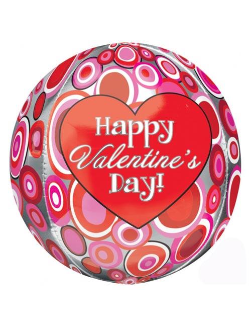 Valentines Circles Orbz