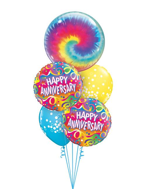 Anniversary Bubble Bouquet
