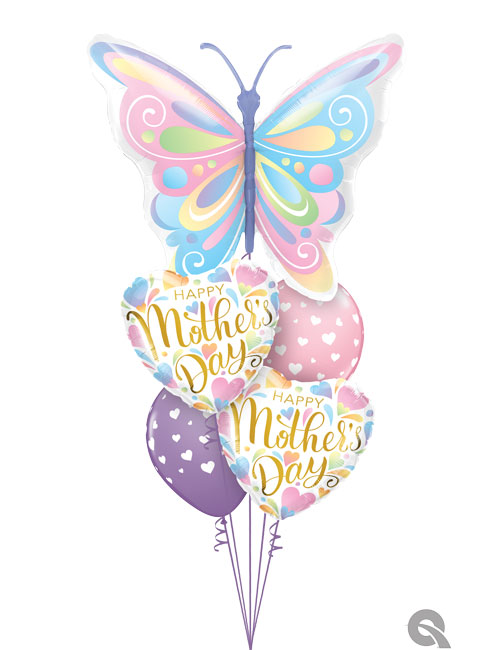 Butterfly Mothers Day Bouquet