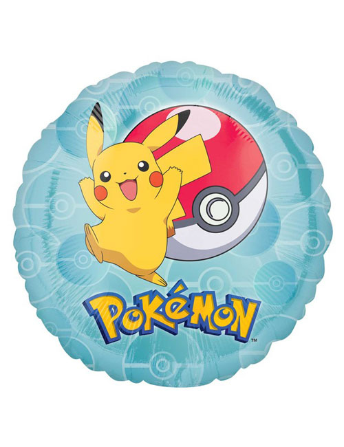 18 inch Pokemon Foil Balloon