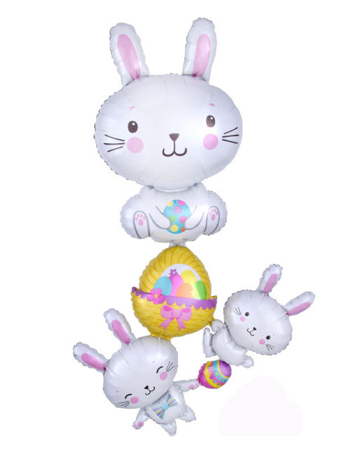 Bunny Stacker Balloon