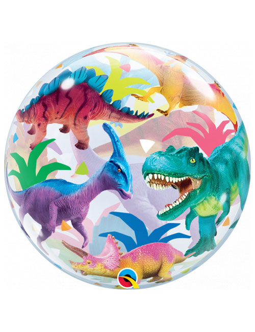 Dinosaur Bubble