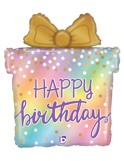 Happy Birthday Opal Birthday Present
