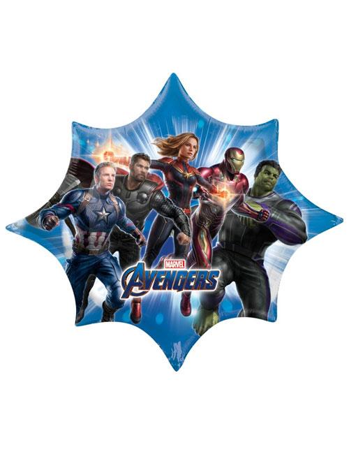 Avengers End Game Shape