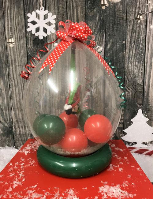 Elf in Balloon