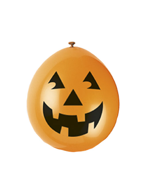 Halloween Pumpkin Latex
